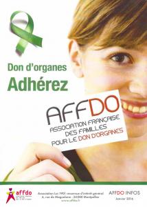 1er page mag 214x300 Magazine AFFDO Infos 2016