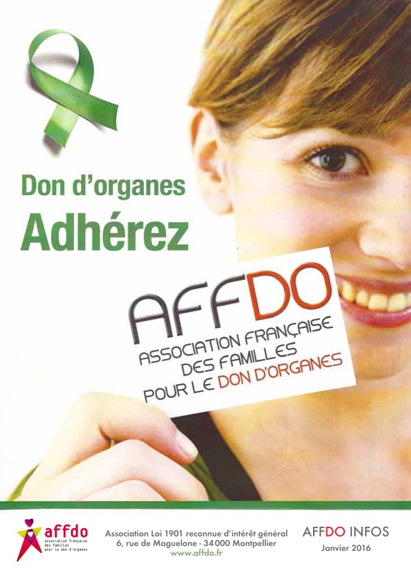 Magazine AFFDO Infos 2016